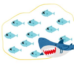 魚 集中投資 リスク